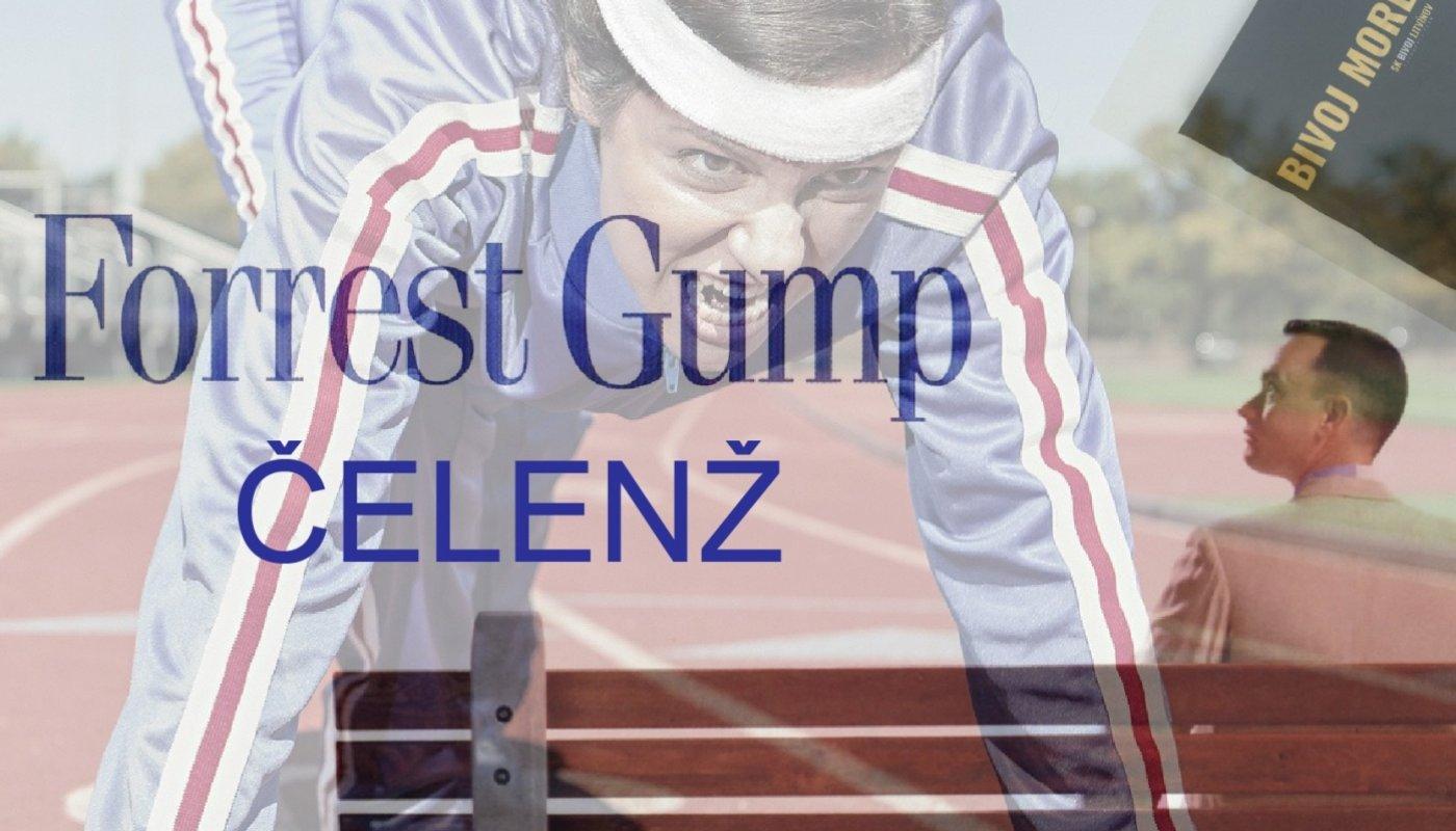 Bivoj Forrest Gump Challenge odstartovala
