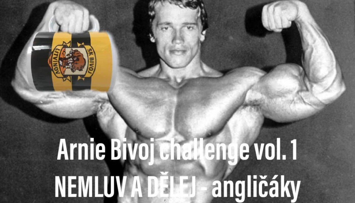 Arnie Bivoj Challenge startuje