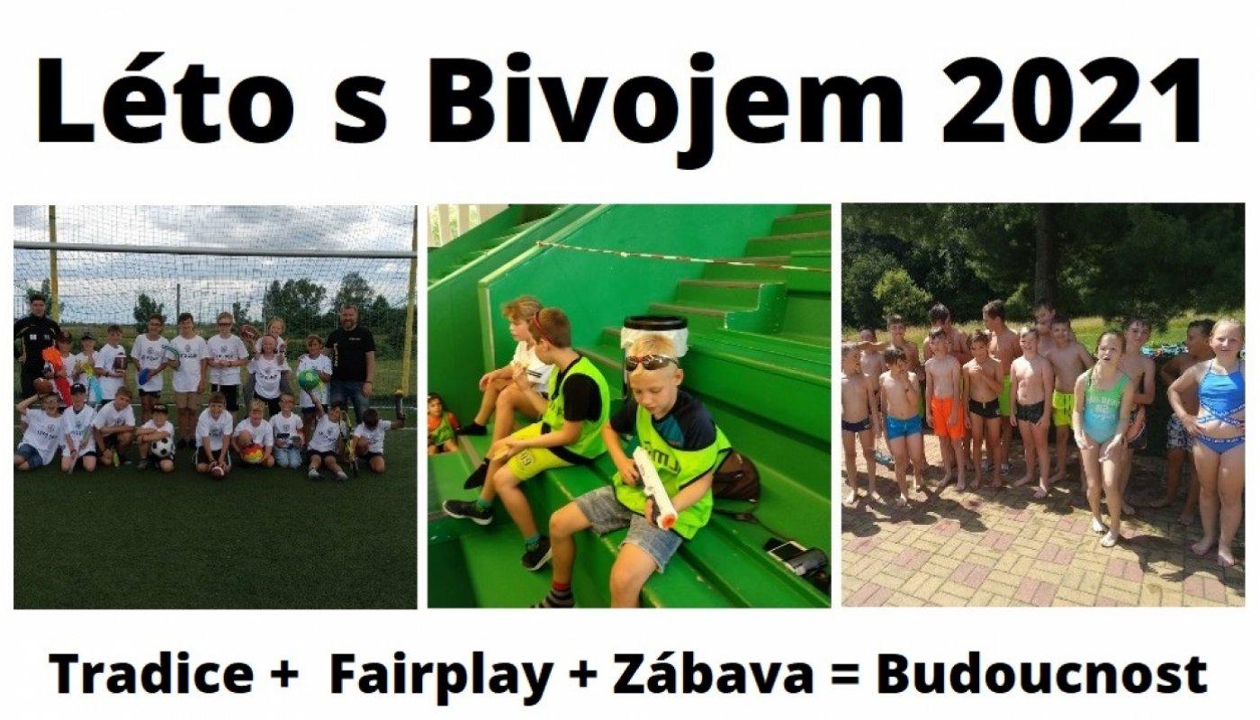Léto s Bivojem - příměstský tábor 2021
